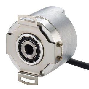 codeur rotatif absolu / optique / à engrenage / numérique