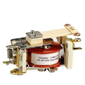 relais électromécanique DC / 1NO / 1NF / monostable