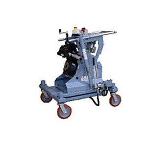 chanfreineuse hydraulique / portable / mobile / pour bord
