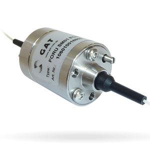 joint rotatif pour fibre optique compact / à haute vitesse