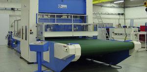 bande de convoyeur flexible / en PET / industrielle / de process
