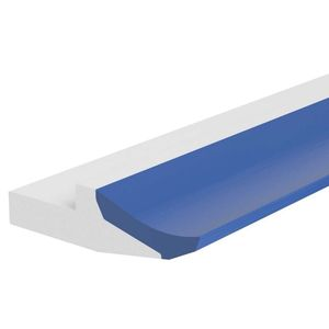 racleur de bande en thermoplastique