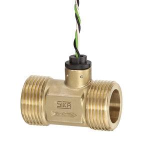 capteur de débit à turbine / pour liquide / OEM / pour la détection de fuites