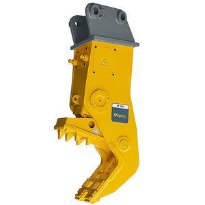 pulvériseur hydraulique