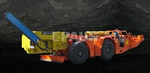 véhicule diesel / de maintenance / pour mine souterraine