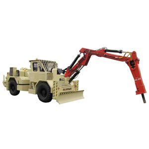 marteau-piqueur à moteur diesel