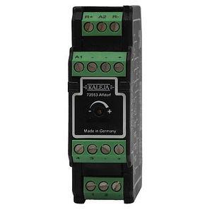 contrôleur moteur avec régulateur de vitesse / DC / pour moteur synchrone / à montage sur rail DIN