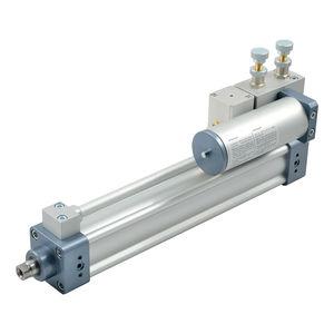 vérin hydraulique / ISO 15552 / pour frein