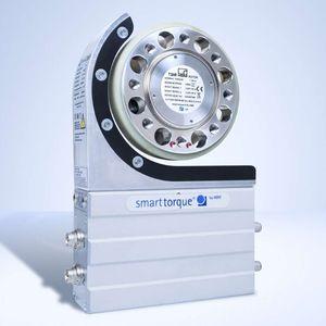 transducteur de couple rotatif / montage à bride / à sortie numérique / de haute précision