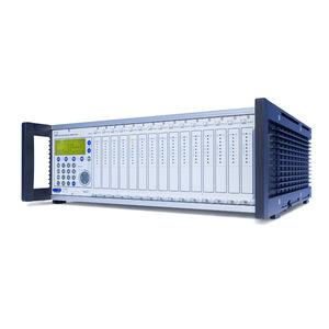 système d'acquisition de données benchtop / modulaire / multivoie / pour laboratoire