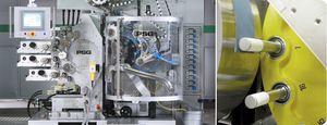 machine d'impression à jet d'encre / numérique / multicolore / pour étiquettes