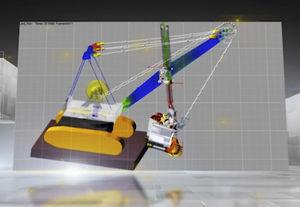 logiciel de simulation de mouvement