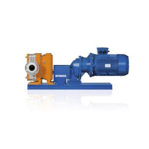 pompe pour eaux usées / électrique / à amorçage standard / à piston rotatif