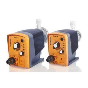 pompe à eau / pour produits chimiques / électrique / à membrane