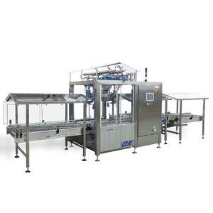 machine de remplissage pour semi-liquides
