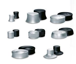 bouton poussoir tactile / électromécanique / standard / en aluminium