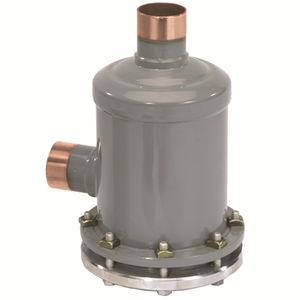 filtre sécheur d'aspiration / à air / pour climatisation / pour système frigorifique