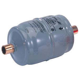 filtre sécheur à liquide / à dessiccant / haute efficacité / de grande capacité