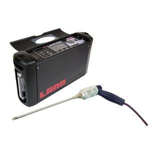 analyseur portable / de dioxyde de carbone / de gaz de combustion / de monoxyde de carbone