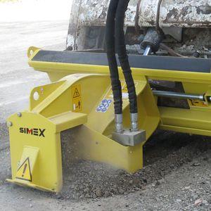 scie à sol / pour asphalte / pour pierre / pour béton