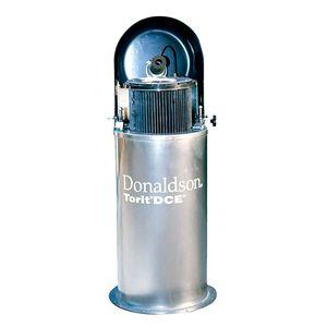 carter de filtre à cartouche / pour air comprimé / en acier inoxydable / haute performance