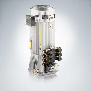 groupe hydraulique à moteur électrique / pour chantier de construction / pour machine-outil / pour robot de soudage