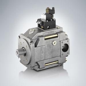 pompe hydraulique à piston axial / à cylindrée fixe / silencieuse / à axe incliné