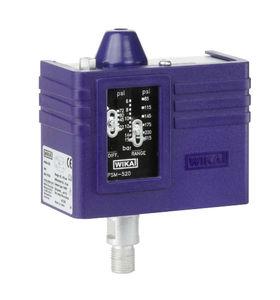 pressostat pour huile / pour eau / pour air / différentiel
