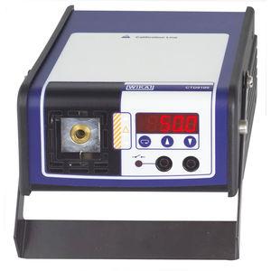 calibrateur de température / compact / portable / de haute précision