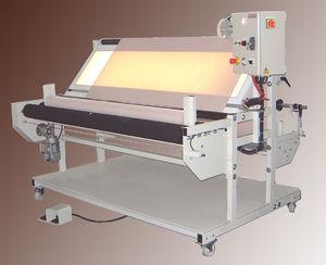machine à visiter les tissus avec plate-forme