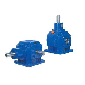réducteur orthogonal / 2 - 5 kNm / compact / d'arbre