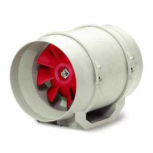 ventilateur axial / en ligne / pour gaine tubulaire