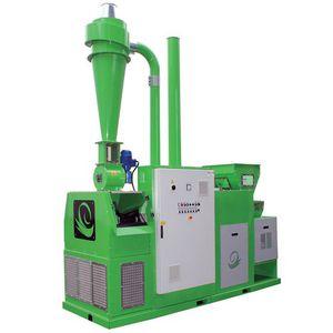 unité de recyclage de câbles électriques