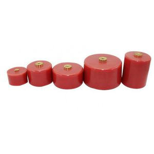 condensateur en céramique / cylindrique / pour forte puissance / haute tension