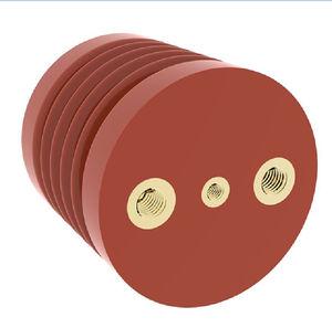 condensateur en céramique / cylindrique / haute puissance / de haute tension