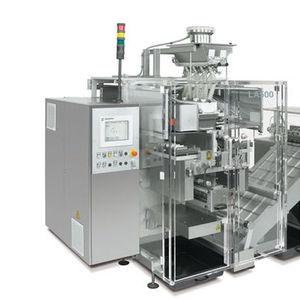 ensacheuse verticale / pour l'industrie pharmaceutique / pour granules / à haute vitesse