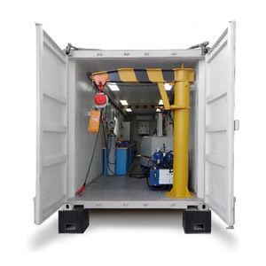 banc d'essai multiparamètres / pour soupape / pneumatique / mobile