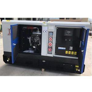 groupe électrogène refroidi par eau / triphasé / essence / diesel