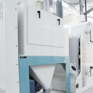 tunnel de lavage alimentaire automatique