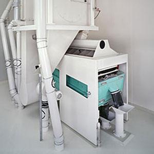 séparateur à air / de particules / pour l'industrie du recyclage