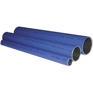 tuyau rigide pour air comprimé / pour réseau d'air comprimé / lisse