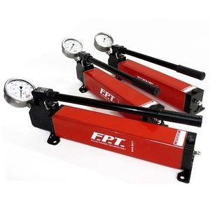 pompe hydraulique manuelle / à huile / haute pression / à deux vitesses