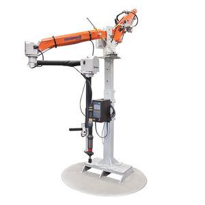 bras manipulateur pneumatique / avec prise / pour grues / ergonomique