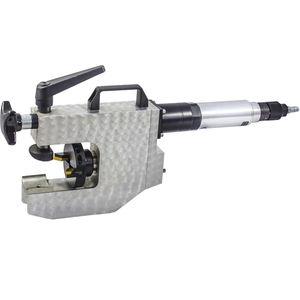chanfreineuse électrique / pneumatique / portable / orbitale