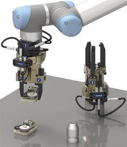 pince de préhension pneumatique / modulaire
