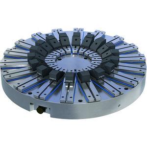 mandrin de tournage pour usinage / de précision / pour pièces à usiner