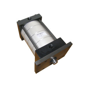 actionneur linéaire / hydraulique / double effet / fortes charges