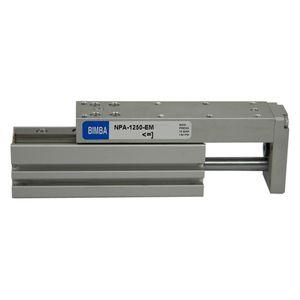 actionneur linéaire / pneumatique / à double effet / de précision