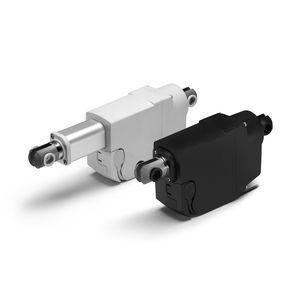 vérin électrique / compact / pour applications médicales / pousseur