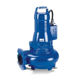 pompe pour eaux usées / pour produits chimiques / électrique / auto-amorçante